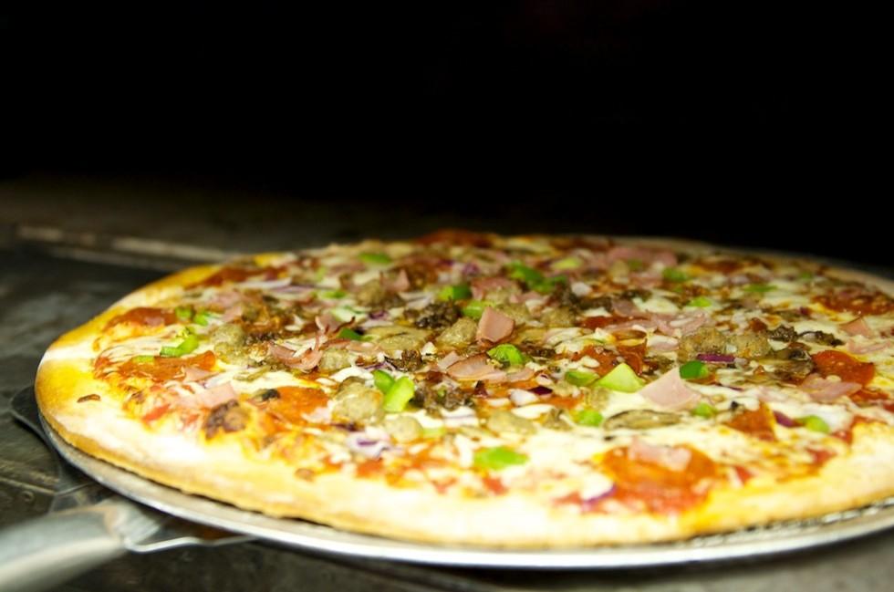 Gourmet NY Style Pizza
